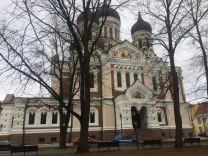 Alexander Nevsky kathedraal